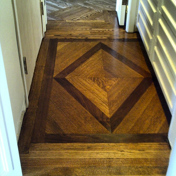 peiser floors ny entryway floor